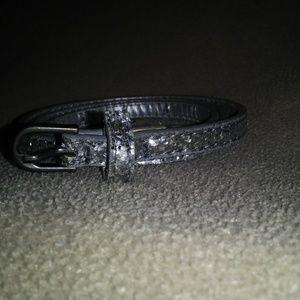 Other - Silver Belt! 32 inch. XXS
